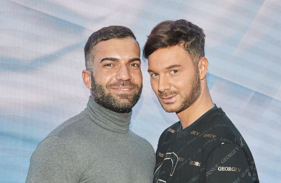 Sam Dylan & Rafi Rachek: Liebes-Krise wegen Georgina Fleur