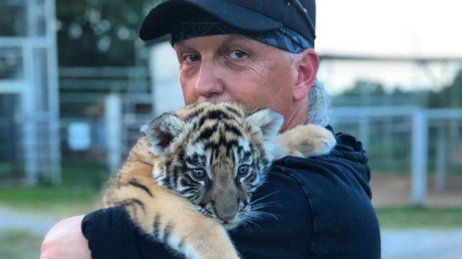 """""""Tiger King"""" : un lionceau découvert """"léthargique, déprimé et maigre"""" dans le parc de Jeffrey Lowe"""