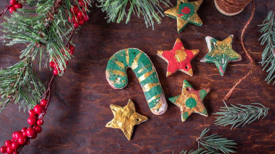 Pâte à sel de Noël DIY : voici la recette (inratable) et des idées !