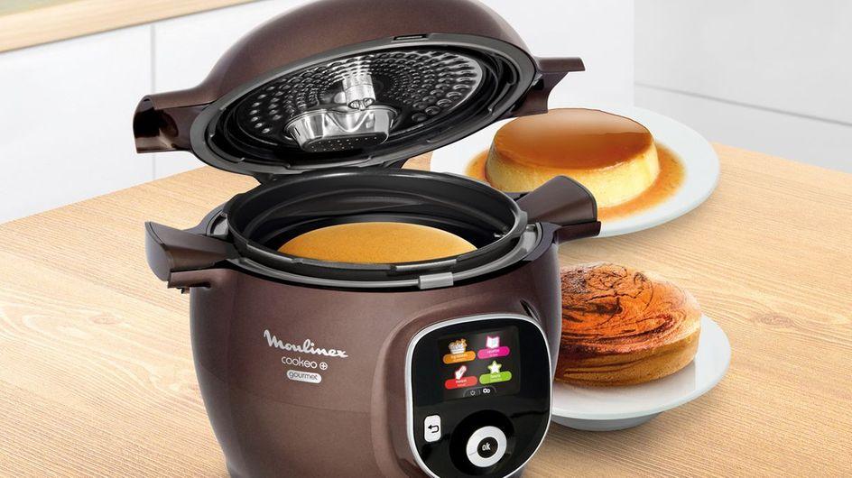 Cookeo Moulinex bon plan Noël : promos sur les robots cuiseurs !