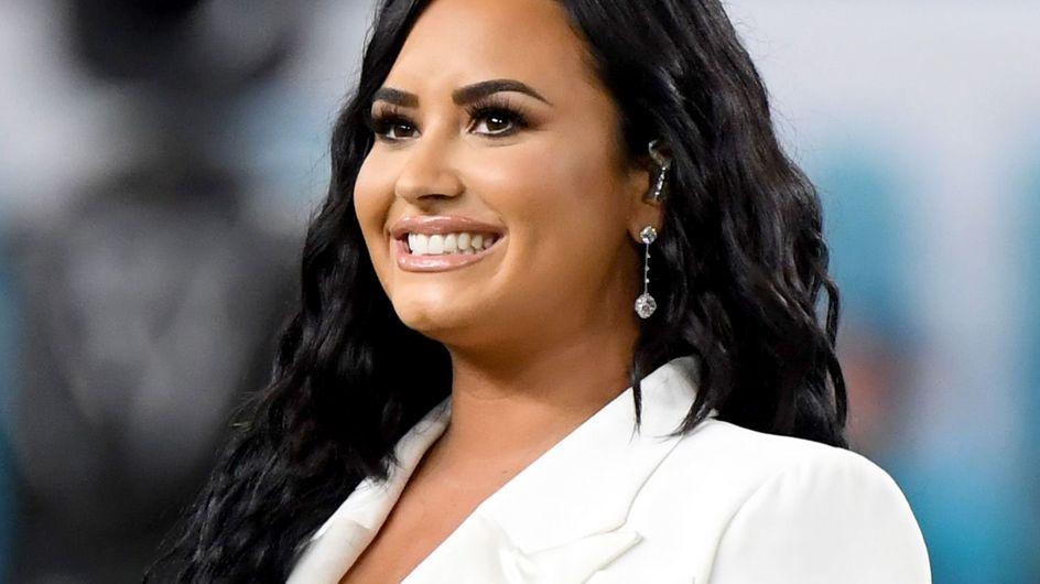 Demi Lovato ose le crâne rasé... le résultat est canon !