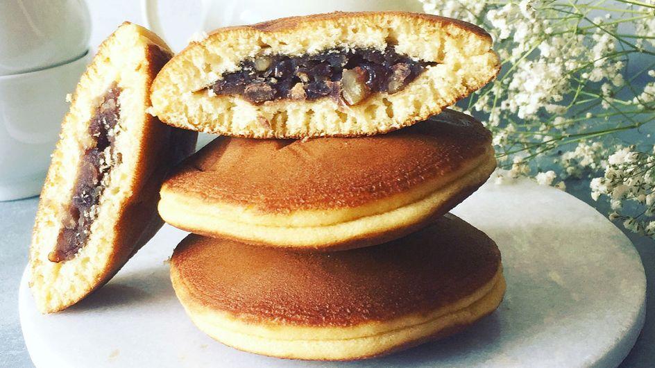 Dorayaki-Rezept: Japanische Pfannkuchen für zu Hause