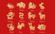 Signes astrologiques chinois: quel animal correspond  à votre personnalité?