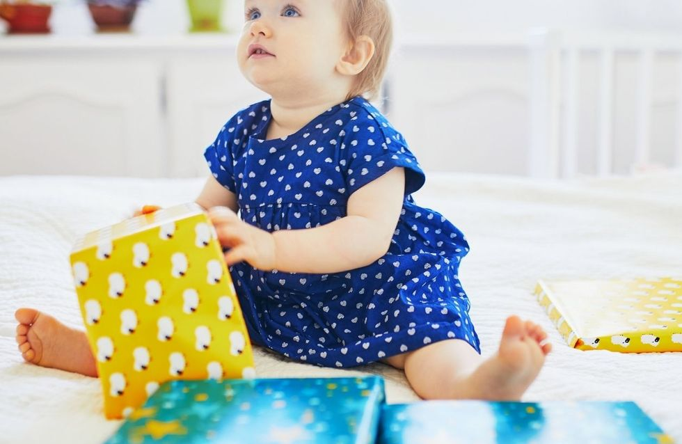 I regali più stimolanti per intrattenere un bambino di un anno!