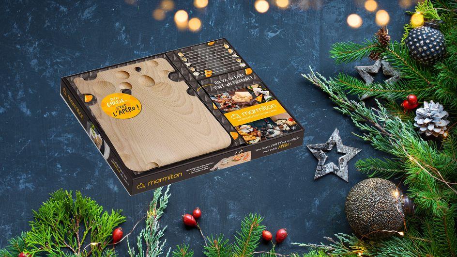 Une super idée de cadeau de Noël autour de l'apéro !