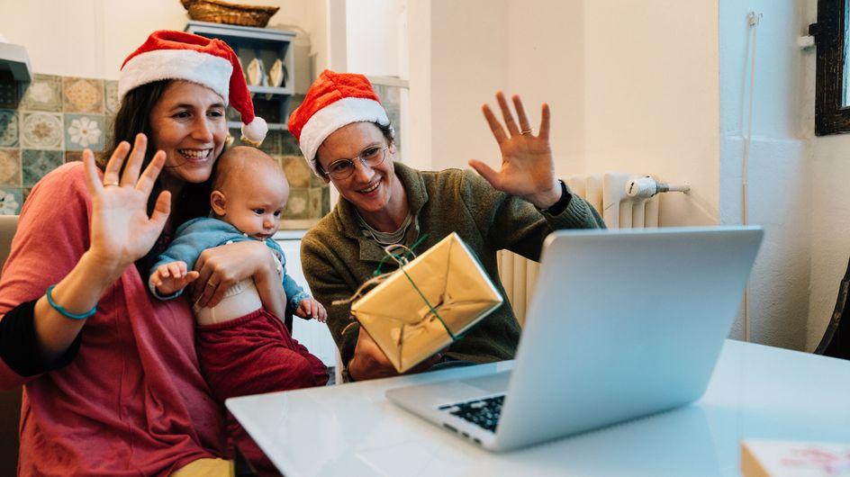 """L'OMS recommande un Noël """"sans toute la famille"""""""