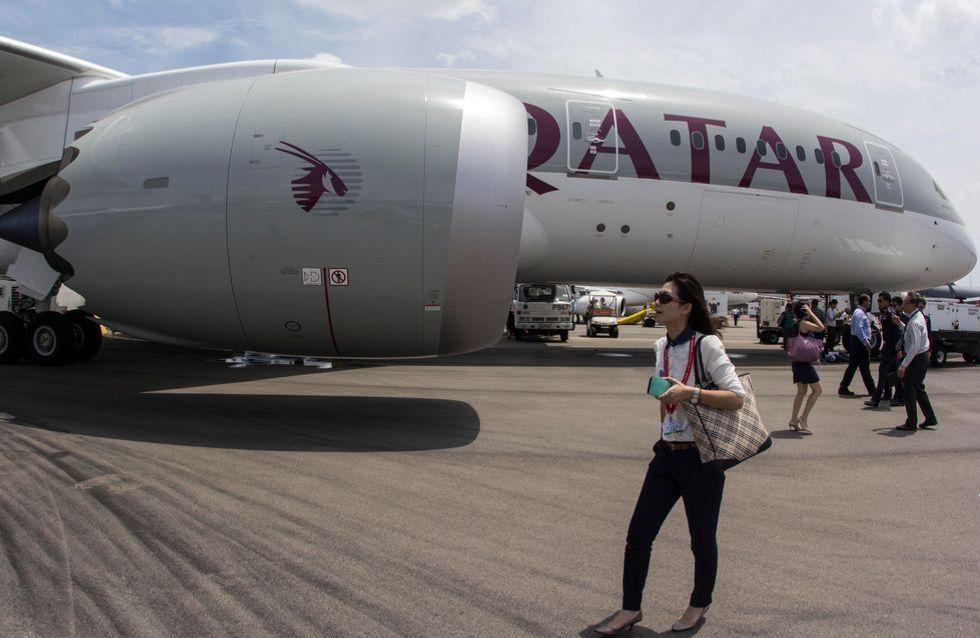 Viol sur des passagères d'avion : le Qatar a identifié la mère du bébé retrouvé