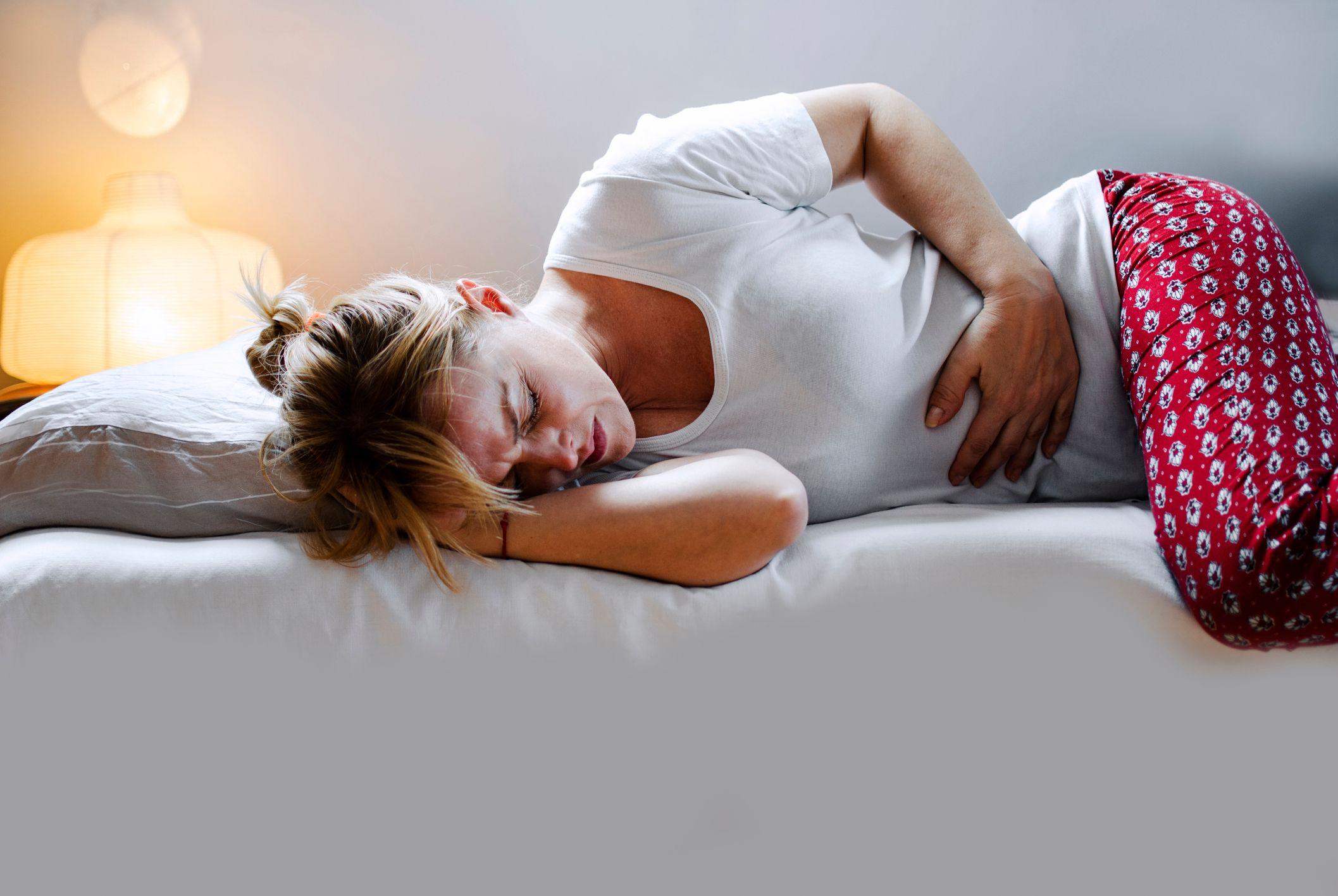子宮內膜異位喝「紅糖水」經痛更嚴重!中醫:山藥等6種食物別再吃