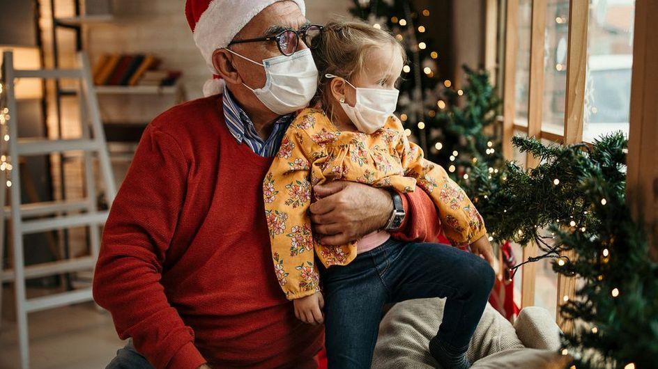 """Coronavirus : """"Pas question de se priver de la présence des aînés"""" à Noël, selon Jean Castex"""