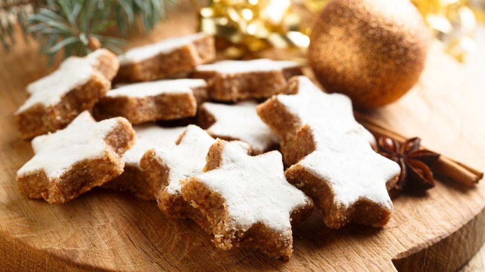Saftige Zimtsterne: Geniales Rezept wie vom Bäcker