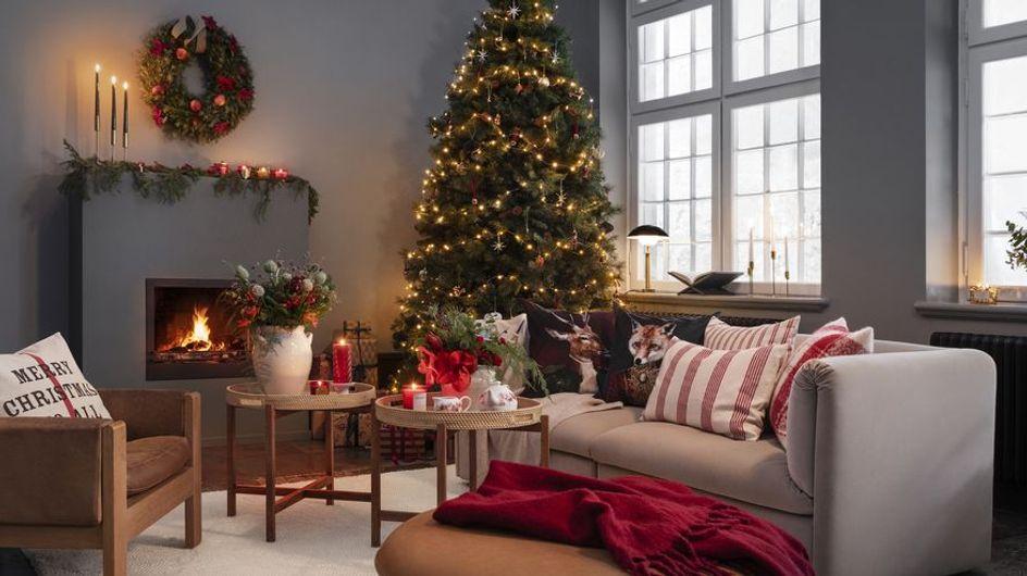 12 idées canon pour décorer un petit appartement pour Noël