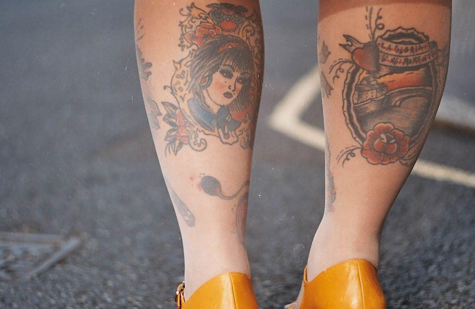 Tatouage : quels motifs se faire tatouer sur les mollets ?