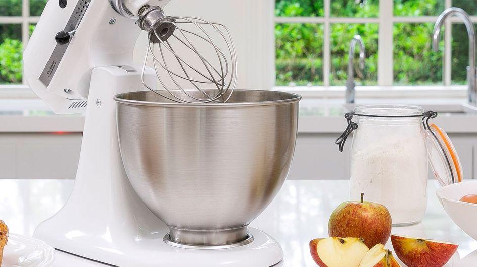 Black Friday KitchenAid : profitez des offres sur les robots pâtissier KitchenAid !