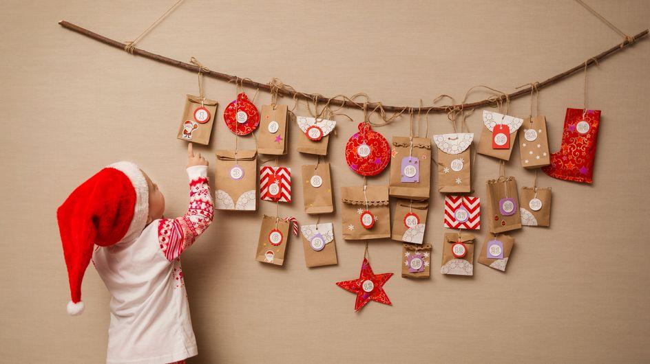 Ce papa prépare un calendrier de l'avent génial pour ses enfants... une idée à refaire chez soi