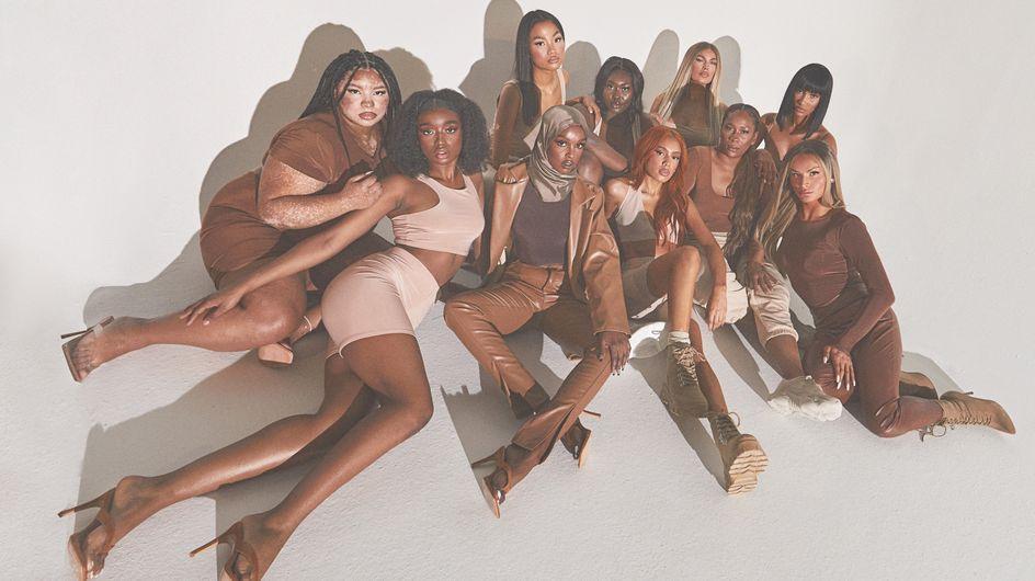 Avec Second Skin II, PrettyLittleThing prône inclusivité et diversité