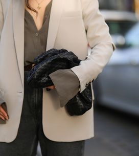 Slouchy Bags: Diese zerknautschten Taschen sind jetzt Trend
