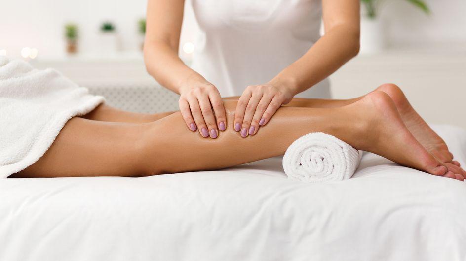 Massaggio linfodrenante: drenaggio dei fluidi linfatici per contrastare edemi e gonfiori