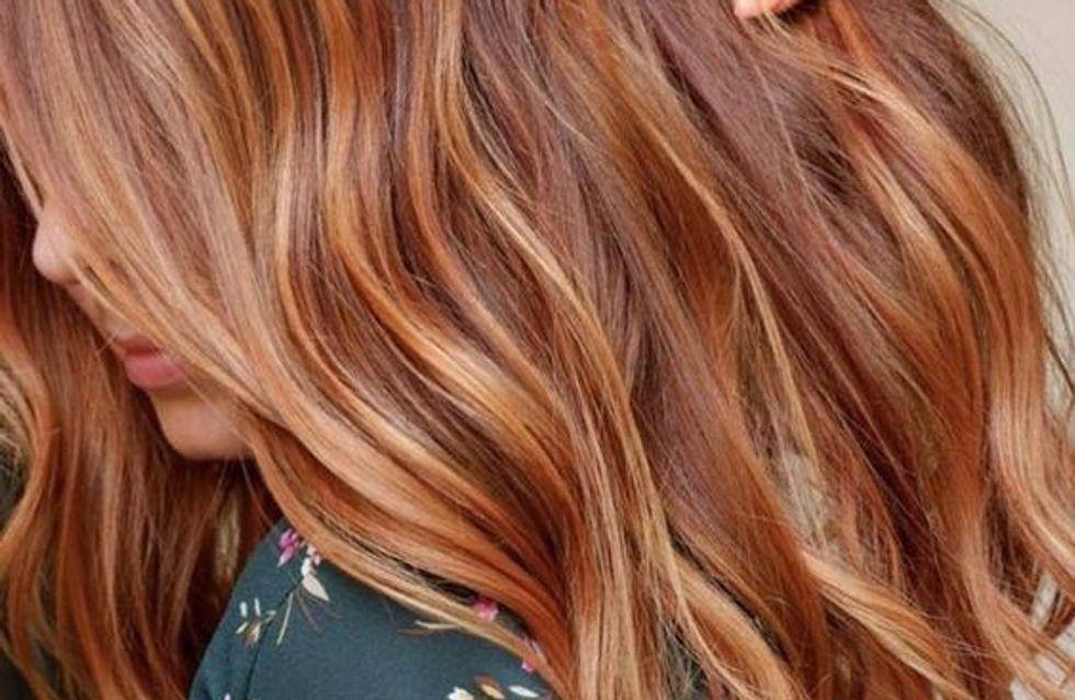 Copper hair : découvrez la coloration tendance à adopter pour passer au roux