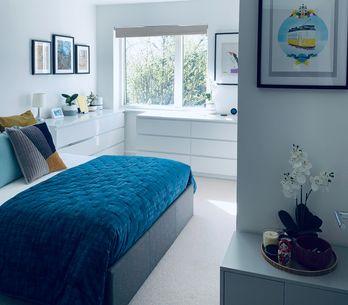 Wandfarben für das Schlafzimmer: 7 Farben, die für Entspannung sorgen