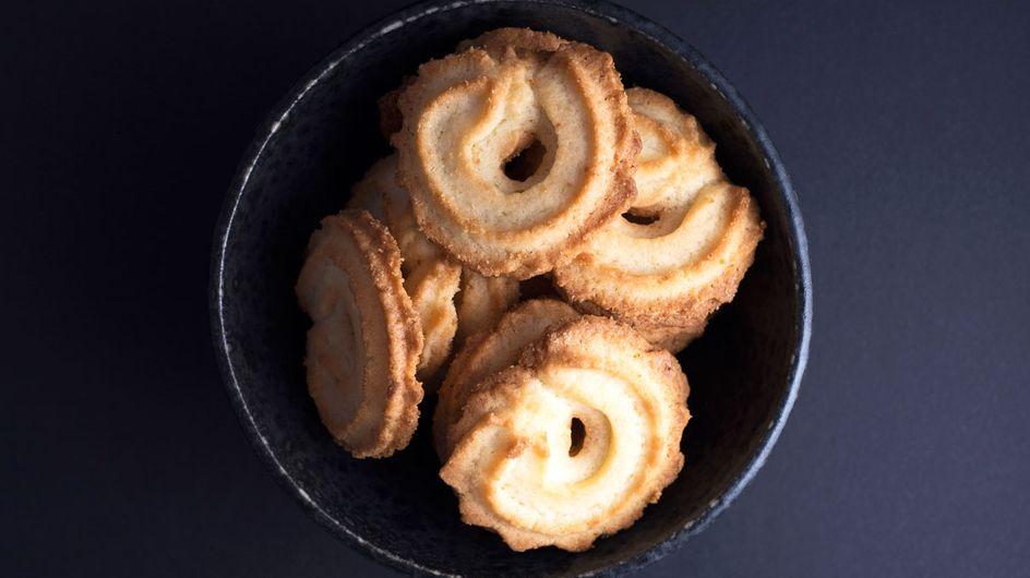 Dänisches Gebäck: Rezept für Butterringe und Butterkringel