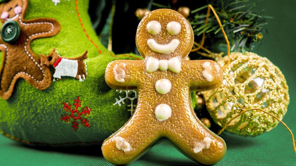 Savon de Noël : notre recette DIY de savons pain d'épices à croquer !