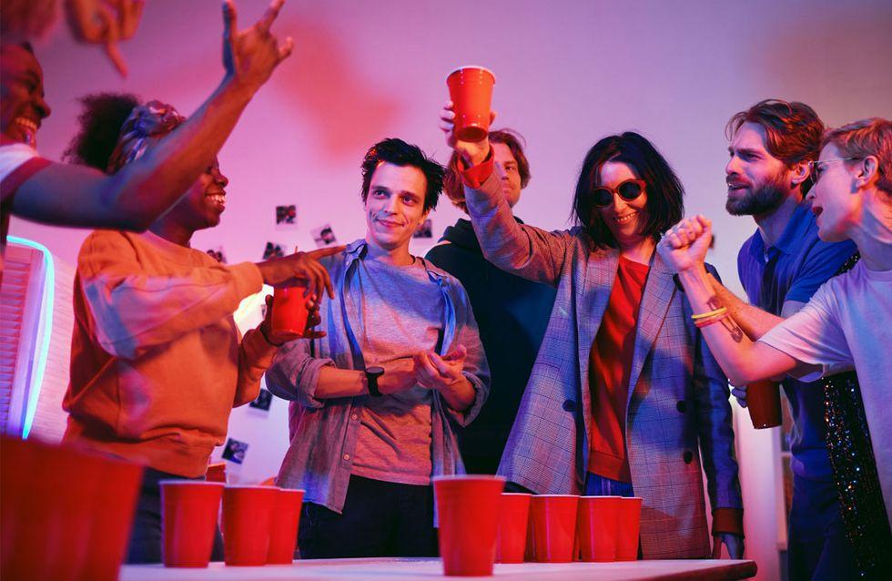 Lustige Partyspiele: Da kommt garantiert keine Langeweile auf