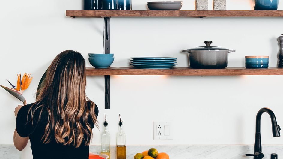 Küche organisieren: 8 einfache Tricks für eine immer ordentliche Küche