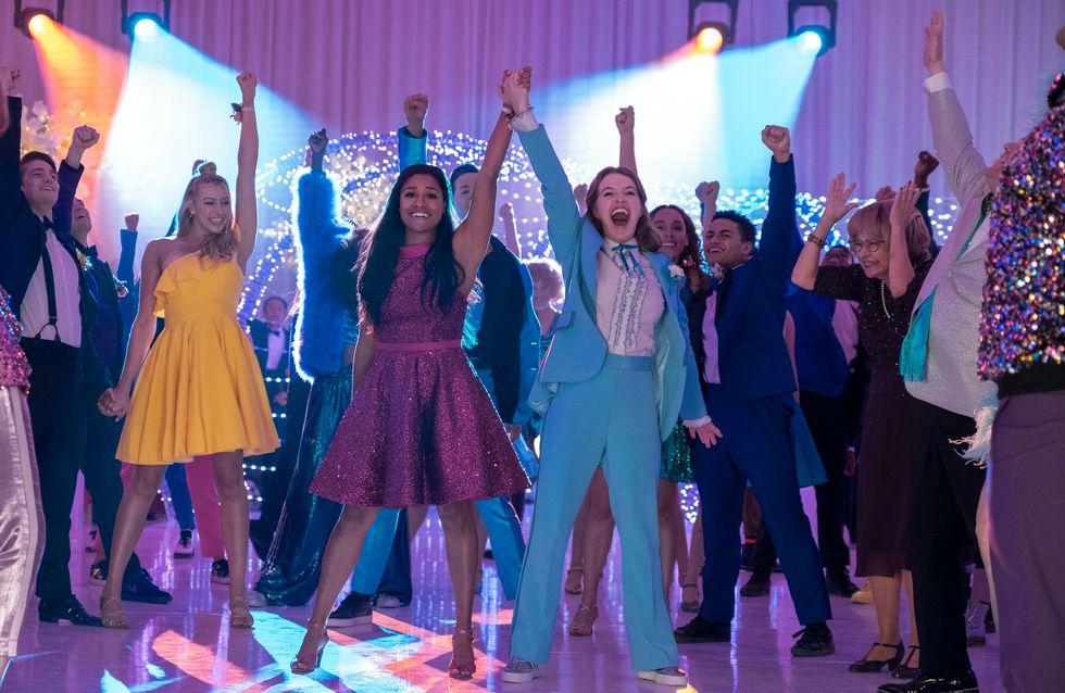 """""""The Prom"""", du créateur de """"Glee"""", pourrait bien être le film que les jeunes LGBTQI+ attendaient"""