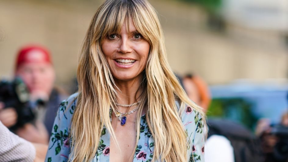 Heidi Klum: Vogue-Cover! Tochter Leni (16) startet ihre Model-Karriere