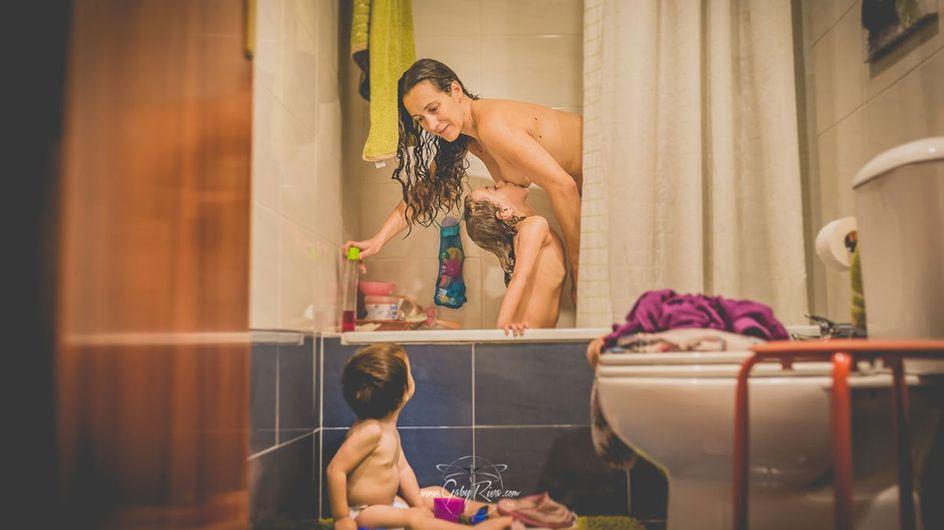 """""""Allaitement à l'infini"""" 10 photos qui prouvent qu'une femme peut allaiter où et aussi longtemps qu'elle le souhaite"""