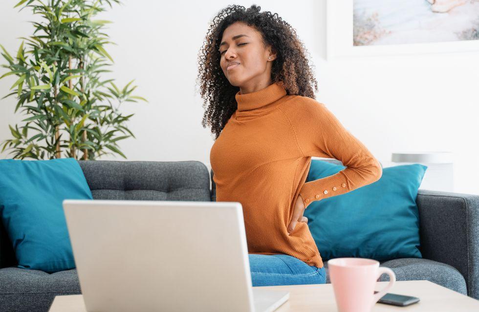 5 exercices de gainage pour soulager le mal de dos