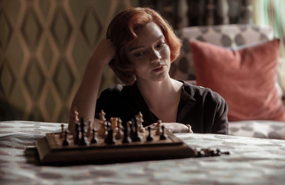 """""""Le jeu de la Dame"""" : les vrais tournois d'échec sont-ils aussi sexy que dans la série Netflix ?"""