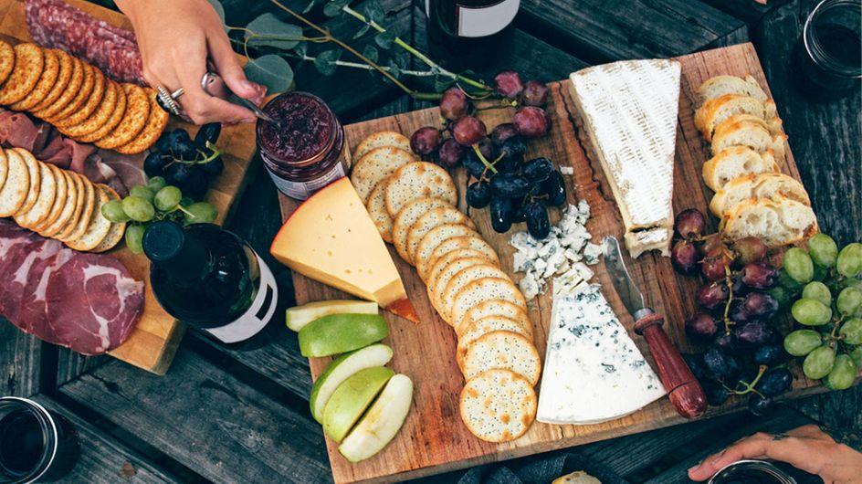 Käseplatte anrichten: Schritt für Schritt zum perfekten Käsebuffet