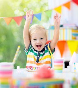 30 activités pour réussir (à coup sûr) l'anniversaire de votre enfant