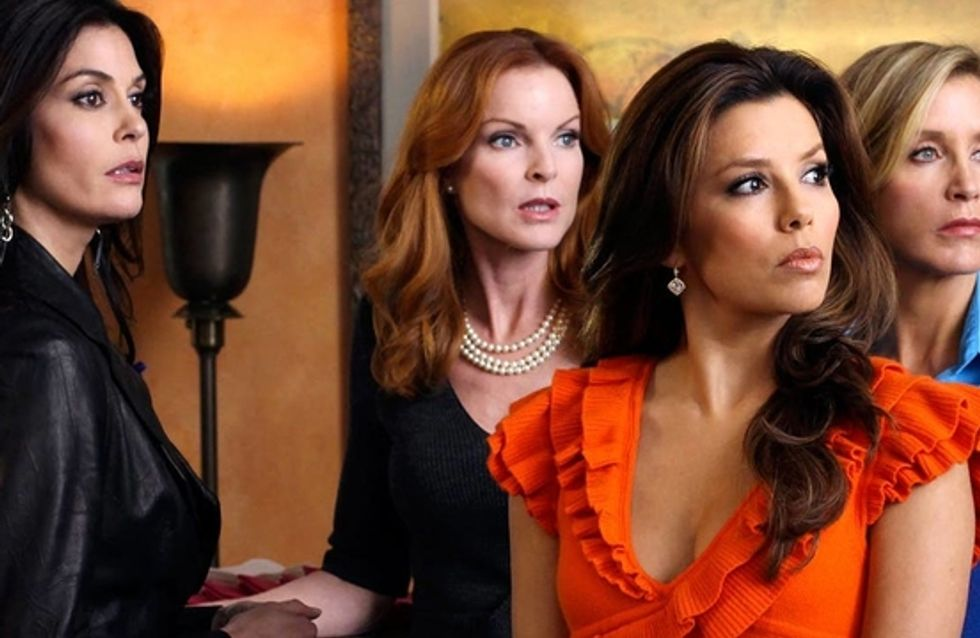 """Desperate Housewives"", ""Malcolm""... Voici où regarder vos séries nostalgie en streaming"