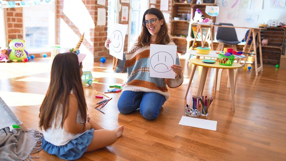 Giochi Montessori: il gioco è il lavoro del bambino