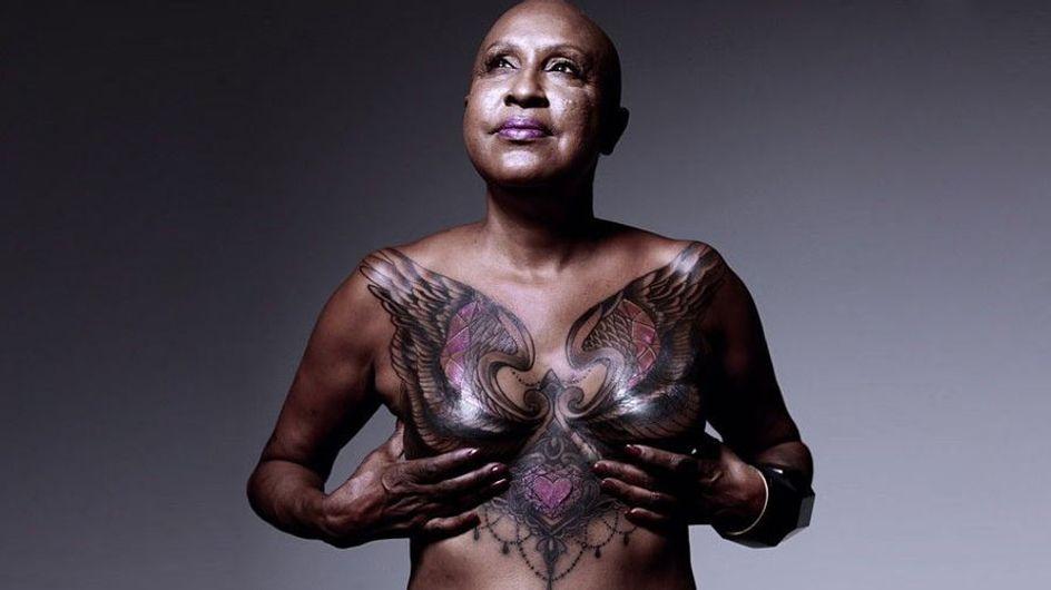 Mastectomia: 41 bellissimi tatuaggi per coprire le cicatrici