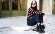 Styling-Tipp: Das ist die perfekte Jeans zu Stiefeletten