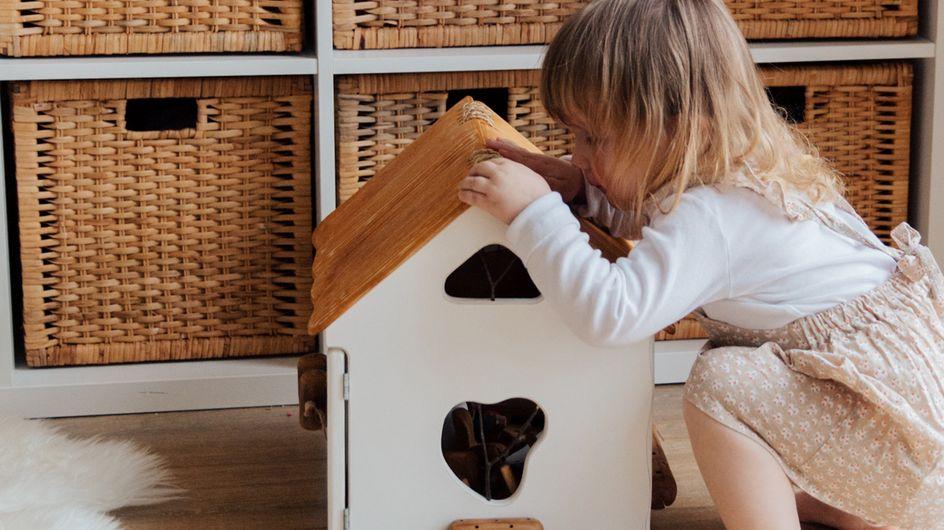 Wie Kinder lernen alleine zu spielen - und warum das so wichtig ist