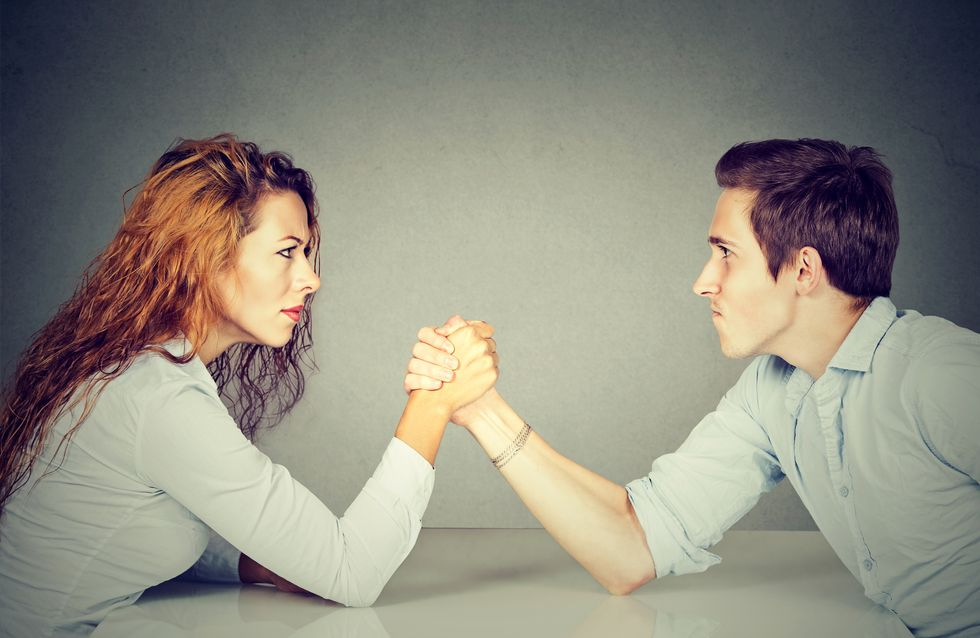 Sesso forte: maschi vs femmine