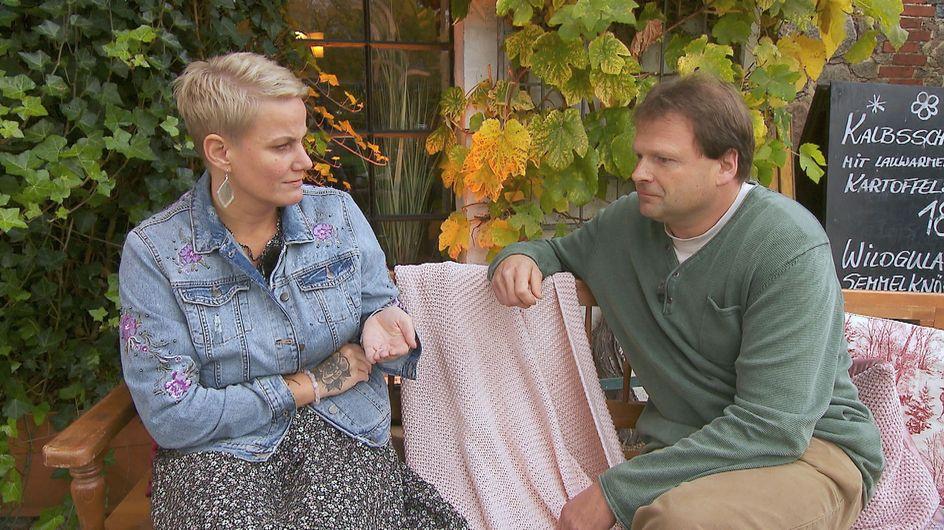 Bauer sucht Frau: Andy verspielt es sich gleich mit drei Frauen