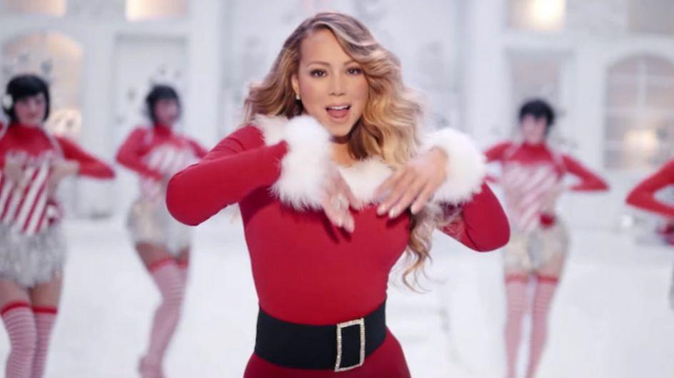 Mariah Carey : l'incroyable somme qu'elle a empoché grâce à «All I Want for Christmas Is You»