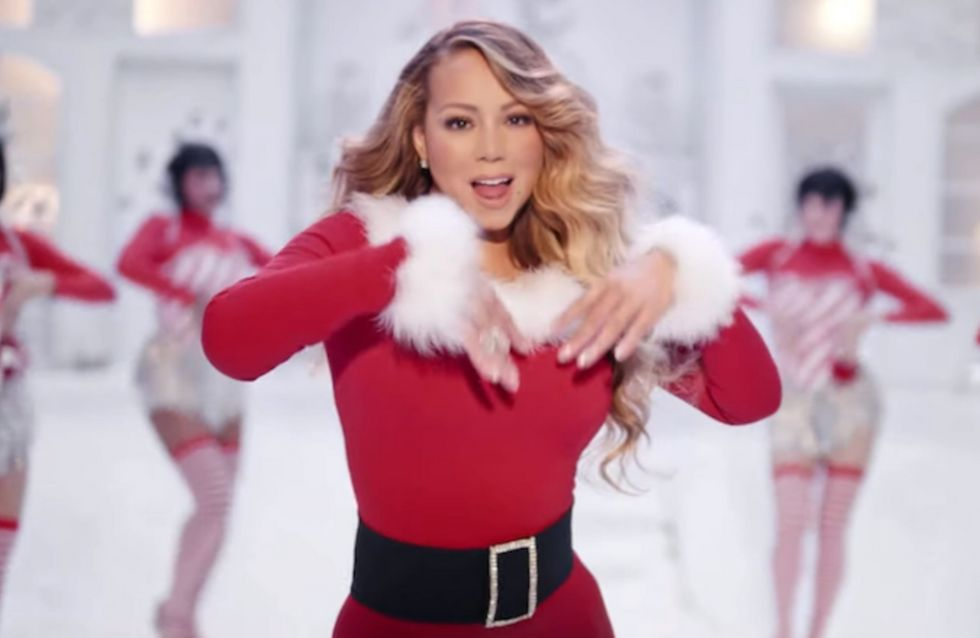 Mariah Carey : l'incroyable somme qu'elle a empoché grâce à « All I Want for Christmas Is You »