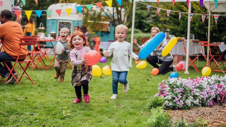 Giochi all'aperto: tante idee per far divertire i bambini durante la bella stagione