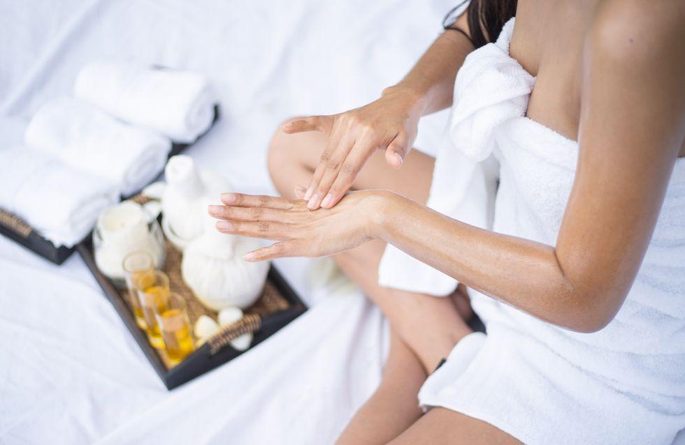 L'huile sèche et ses nombreux atouts pour le corps et les cheveux