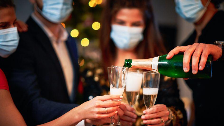 Nouvel an : ce que vous risquez si vous ne respectez pas le couvre-feu et les restrictions durant le réveillon