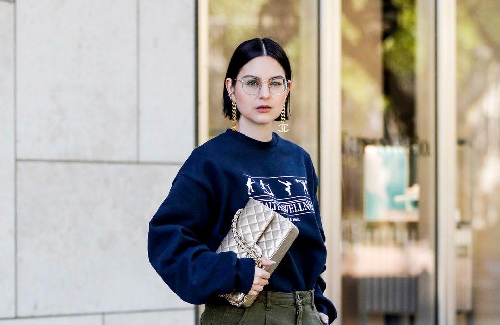 Le jean slouchy, la pièce mode que vous allez adorer porter cette année