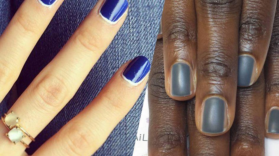 Nail contouring : la technique manucure pour des ongles plus longs !