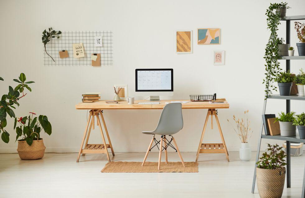 Büro einrichten: Stylische Ideen für einen praktischen Arbeitsplatz