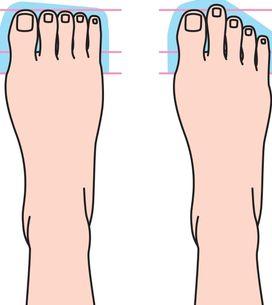 Forma dei piedi: caratteristiche, personalità e tipo di scarpa